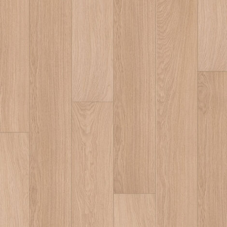 """Quick-Step Impressive Ultra """"IMU3105 Chêne Verni Blanc"""" - 19 cm x 138 cm"""