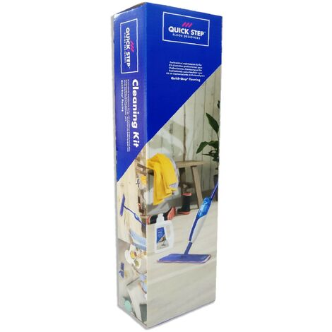 QUICK STEP KIT DE LIMPIEZA PROFESIONAL