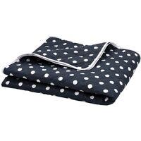 Quilt Dark Blue 230x260 cm Ultrasonic Fabric