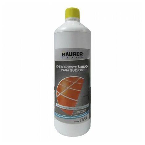 Quitacemento suelos maurer 1000 ml.