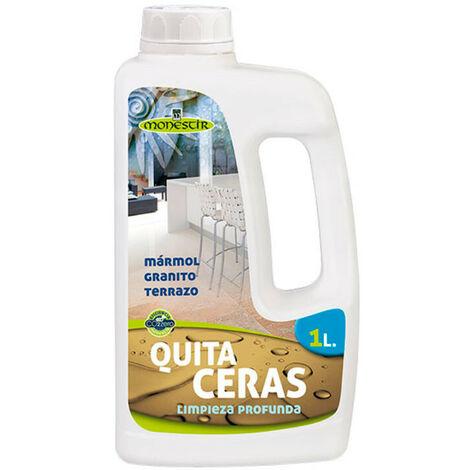 QUITACERAS MARMOL Y TERRAZO (Monestir) - Envase 1 litro