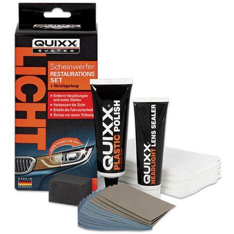 Quixx System 00084 Scheinwerfer Aufbereitungs-Set 1 Set Y08947