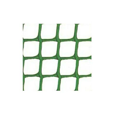 R/25m. malla plastico eco 18(c-124)1m. verde