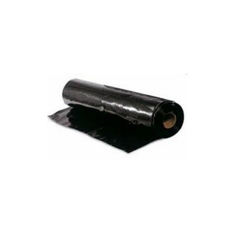 R/85mt. plastico negro 6mt. g/600