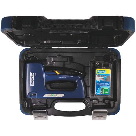 R64 Coffret Premium + Agrafes 140/6-14mm - 8/15mm - RAPID