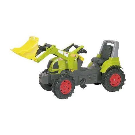 R71023 - Tracteur chargeur frontal à pédales CLAAS ARION 640