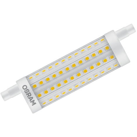R7S LED 15W 2000Lm 118mm Parathon Osram - Lineal Led R7S 15W