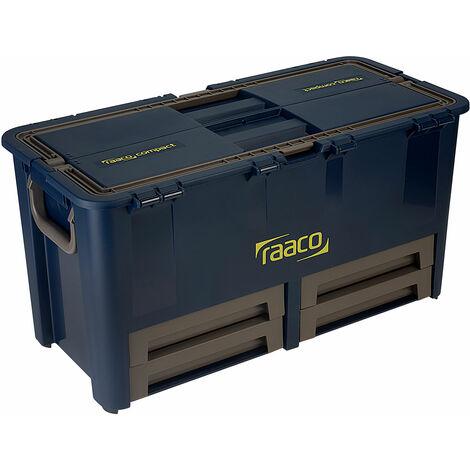 Raaco 136624 Compact 62 Toolbox