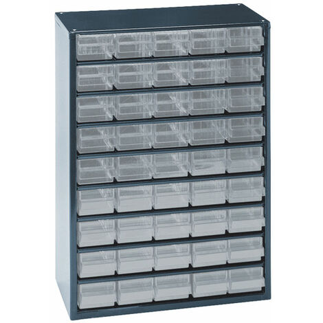 Raaco 137454 900 Series 945-00 Cabinet 45 Drawers