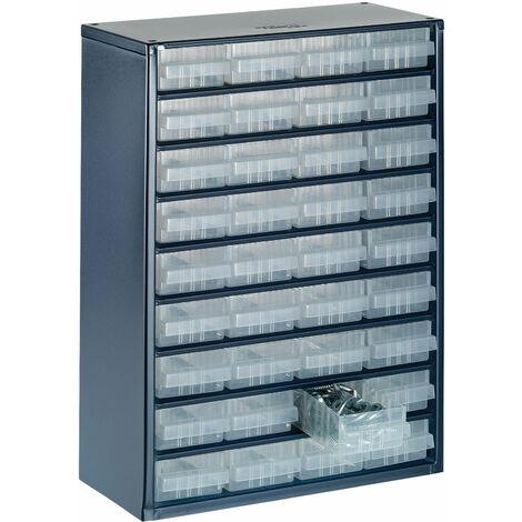 Raaco 137461 900 Series 936-01 Cabinet 36 Drawers