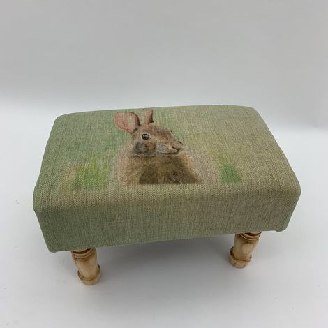 Rabbit Footstool