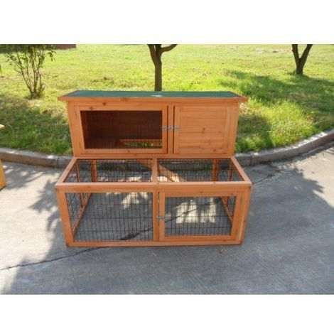 Rabbit hutch LUPUS 126 * 88 * 90 cm
