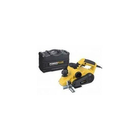 Rabot electrique - 900w boîte - réf :powx1110 rabot électrique puissance:900w poids:6 kg