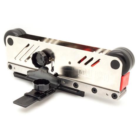 Rabot guillaume professionnel avec guide RALI G30 à utiliser à 2 mains
