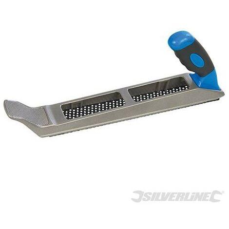 Rabot-lime compact métal, Fer 250 mm
