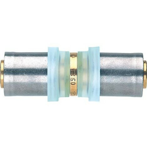 Raccord a sertir multicouche couplage 18x2mm contour TH