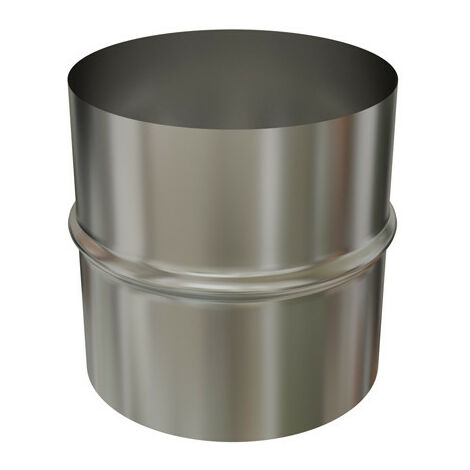 Raccord alu pour gaine flexible - Diamètre 80 mm - TEN