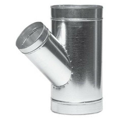 Raccord - Angle 45° 125mm - Winflex ventilation