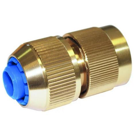 Raccord automatique rapide laiton 15mm ou 19mm BOUTTE - plusieurs modèles disponibles
