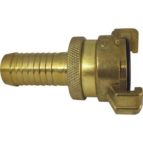 Raccord d'aspiration et couplage à haute pression 3/4 - 40 mm