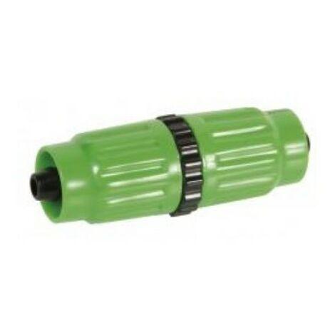 Raccord de jonction pour tuyau boomerang 60 et tuyau diamètre 9mm