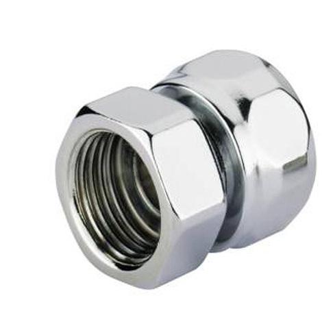 Raccord de sèche-serviette pour tuyauterie acier (plusieurs tailles disponibles)