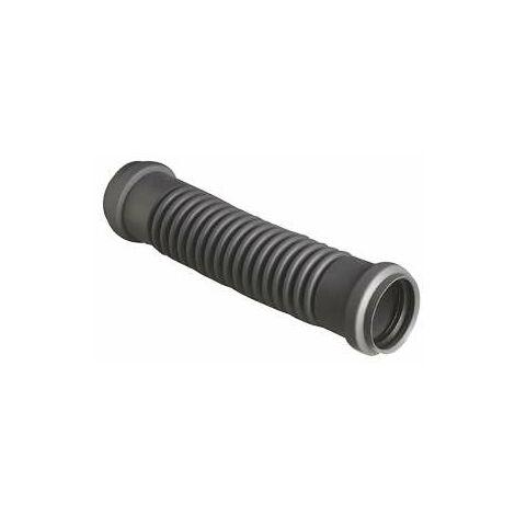 Raccord d'évacuation souple Diam. 40 mm PVC Manchette flexible à joint F / F