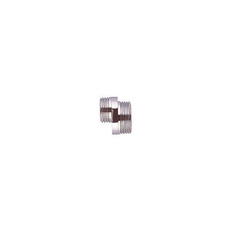 Raccord excentré 5 mm Mâle Mâle - Filt. 15 - 15 la paire