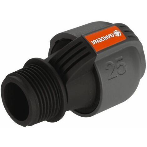"Raccord GARDENA système Sprinkler 02763-20 33,25 mm (1"") (filet ext.) W818281"