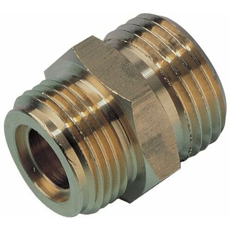 RACCORD GAZ butane propane Male - Male 20x150 - 8x13
