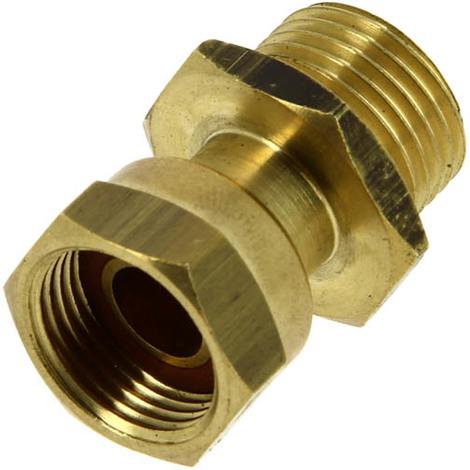 Pour tube diam/ètre 10 Raccord 2 pi/èces pour gaz butane propane Eurogaz