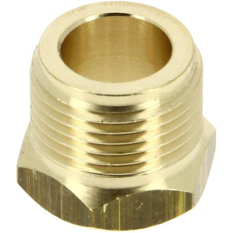 Raccord gaz mâle 20-150 pour tube cuivre O14