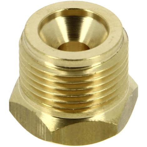 Raccord gaz mâle 20-150 pour tube cuivre O8