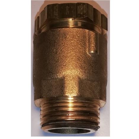 CL/É en acier pour RACCORDEMENT en POLY/ÉTHYL/ÈNE et LAITON 50 mm et 63 mm. Accessoire tuyau pour pi/èces en poly/éthyl/ène de 40 mm