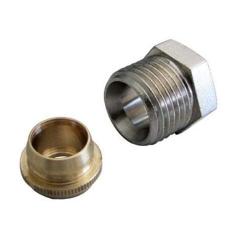 Raccord Ofix CEP pour tube cuivre Oventrop