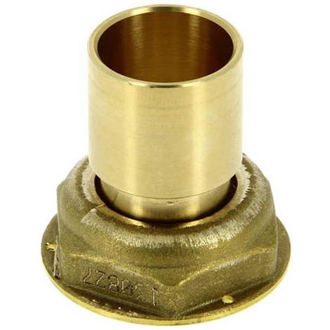 Raccord pour compteur écrou 6/20 pour tube O22+joint plat