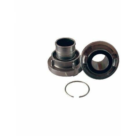 Raccord pour motopompe et pompe à eau 2 pouces 50 mm - la paire