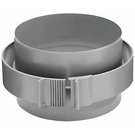Raccord pour raccordement chauffe-eau thermodynamique - Diamètre : 125