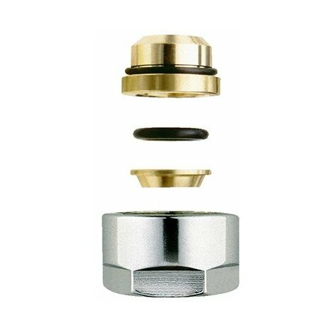 Raccord pour tube cuivre - 16mm
