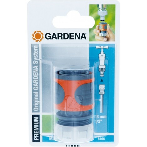 Raccord rapide Premium GARDENA- plusieurs modèles disponibles