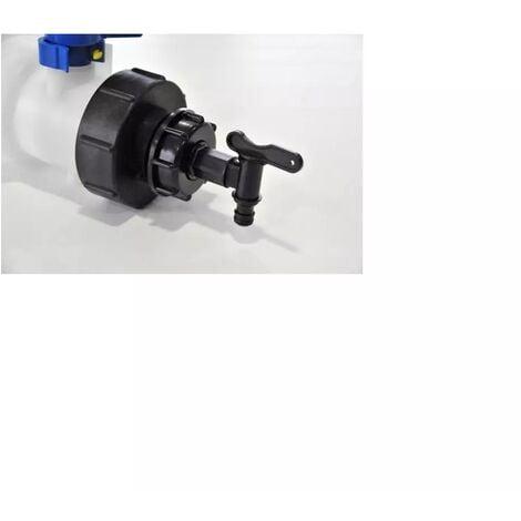 Raccord robinet pour vanne S100x8