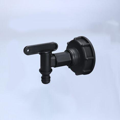 Raccord robinet S60x6 pour cuve IBC