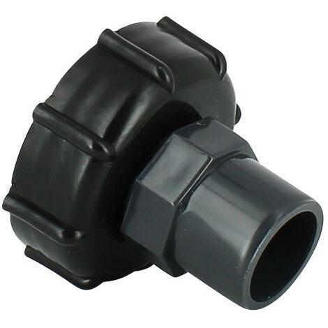 Raccord S60X6 cuve eau - Sortie PVC 25/32 mm