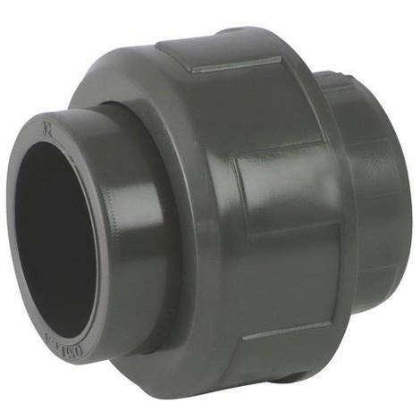 Raccord union 3 pièces pression à coller FF - Générique - Plusieurs modèles disponibles