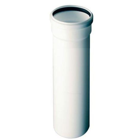 Raccordement concentrique: Tuyaux 1000 mm SP PP ¯80 - ISOTIP joncoux 801008 -