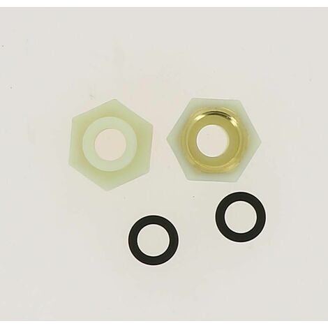 "main image of ""Raccordi dielettrici 1/2'' (2 pezzi), ARISTON, Ref.65116403"""