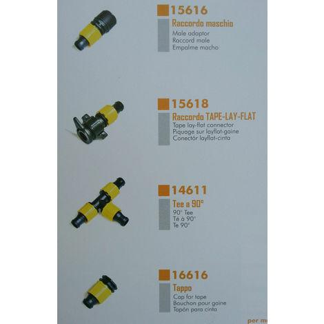 8 mètres tuyau propane ø 6x3,5 mm Orange moyen de pression DIN 4815 Max 10bar