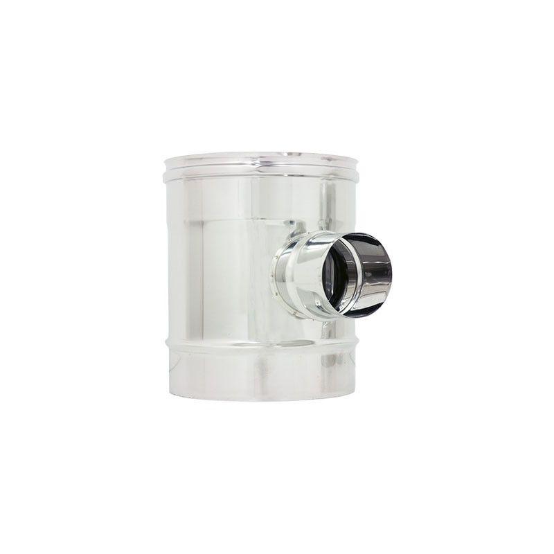 80mm Rosone circolare inox 5 decimi AISI 304