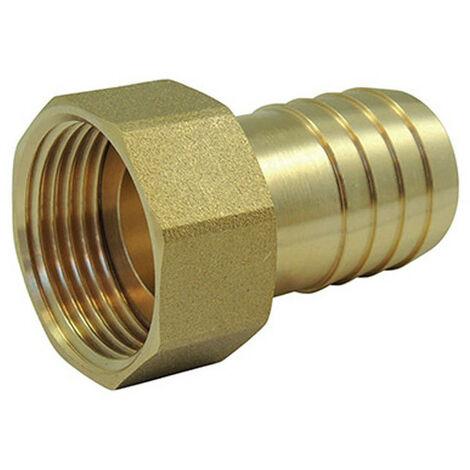 Douille cannel/ée m/âle en PVC Ezfitt /Ø 1//2 pouce x 20mm