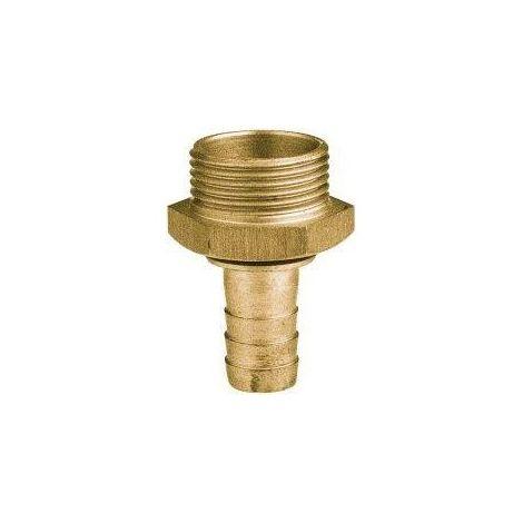 Raccords de tuyaux, filetage extérieur 2000,MS, AG G1, 25mm SB